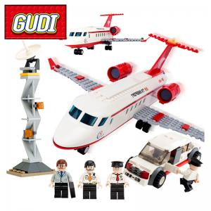GUDI-8911-City-Airport-VIP-Private-Jet-Plane-334pcs-Building-Block-Sets-Kids-DIY-Bricks-Educational.jpg