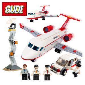 GUDI-8911-City-Airport-VIP-Private-Jet-Plane-334pcs-Building-Block-Sets-Kids-DIY-Bricks-Educational.jpg